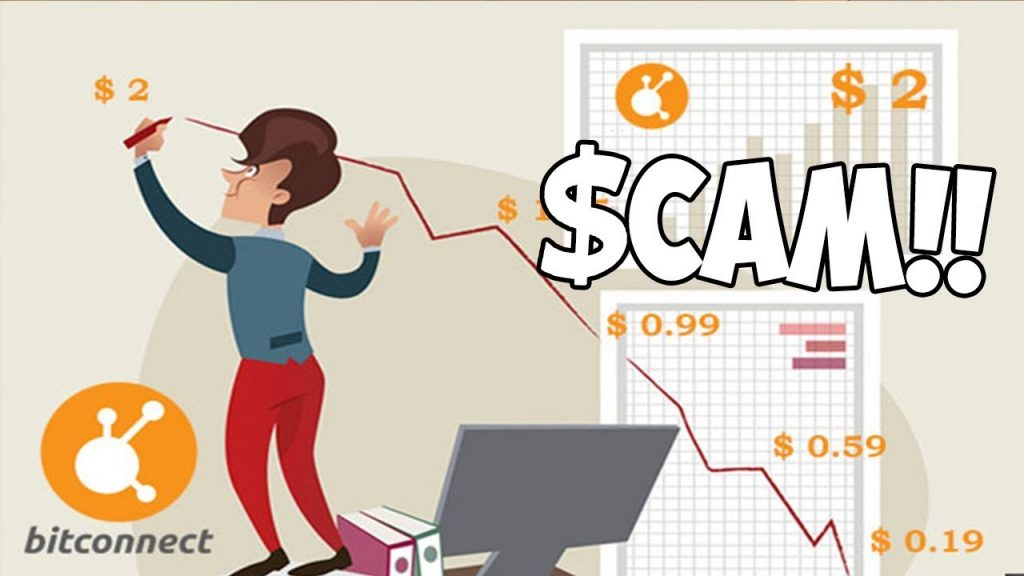 Bitonnect cryptocurrency SCAM