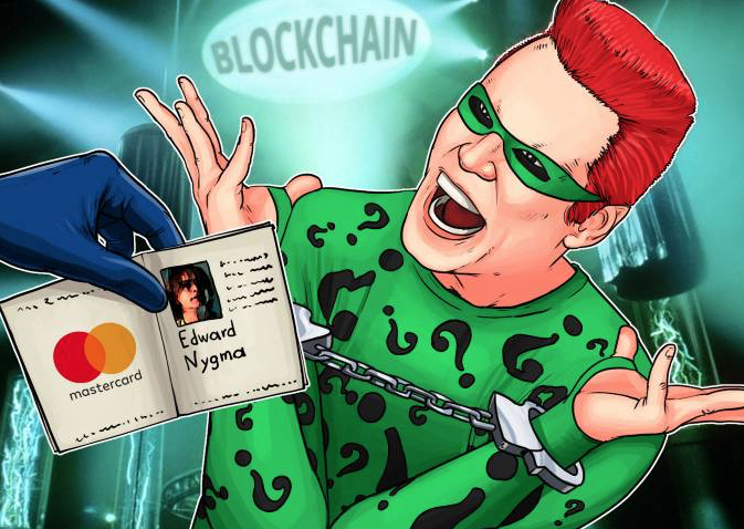 Mastercard Files for Blockchain Identity Patent -Competition for Ontology (ONT) ?