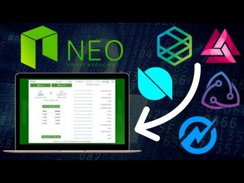 How to Add NEP-5 Tokens TO NEON Wallet