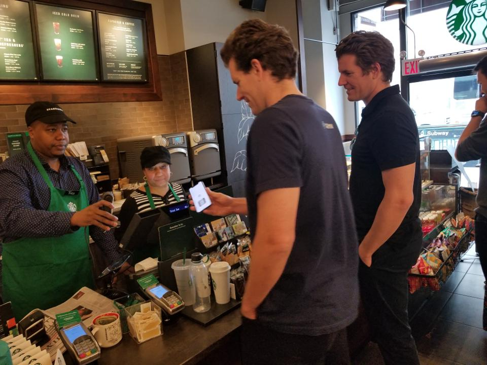 Bitcoin Accepted At Starbucks, Nordstrom, Whole Foods, Office Depot, Baskin Robins, and More