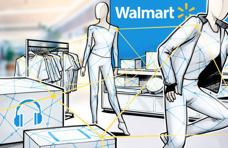 Walmart Seemingly Enters the Cryptocurrency/Digital Identity Platform + Stablecoin Realm