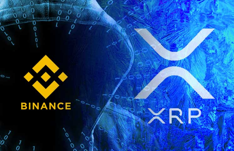 Binance Launching New Crypto Pegged to XRP 1-1