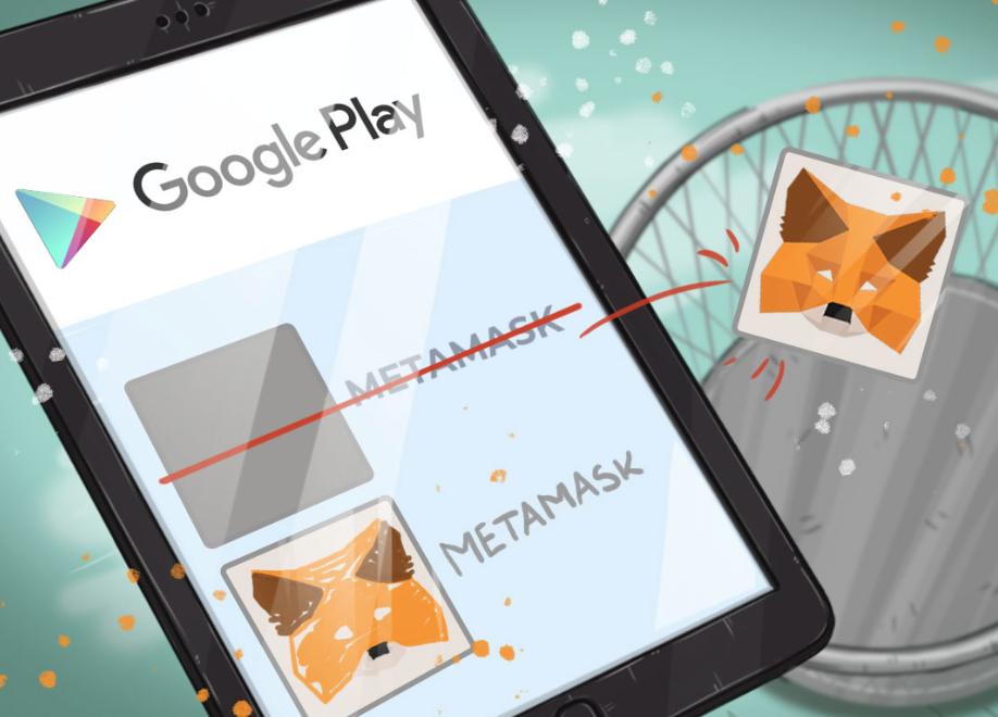 Google Removes MetaMask App from Play Store Citing Deceptive Service:Mining