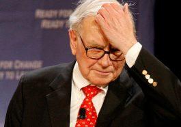 Warren Buffett's Buys into Gold, Slashes 1:4 of Wells Fargo 61% of JPMorgan Chase, and ALL Goldman Sachs 00