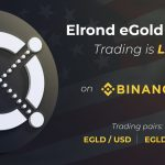 eGLD live on Binance US