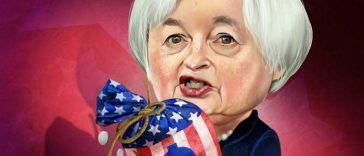 US Treasury Choice Janet Yellen is Talking about Taxing UNREALIZED Capital Gains