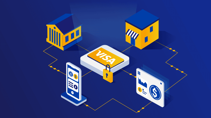 Visa Files Patent for Digital Dollar : Digital Fiat Currency Signaling Digital money Push