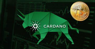 Bitcoin and Cardano surge - cardano hits $1.88