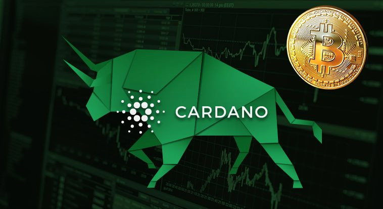 Bitcoin and Cardano surge - cardano hits $1.88